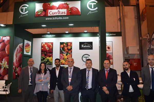 Nuestro paso por Fruit Attraction 2018